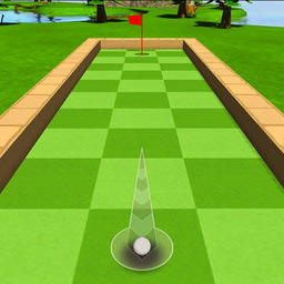 Mini Golf Mundo - Mini Golf Mundo is a fun casual game suitable to players of all ages and experience levels. - logo