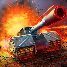 Mini Metal - Fight through hundreds of relentless waves of enemies in your very own tank! - logo