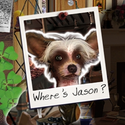 Miss Teri Tale: Where's Jason? - Play as Miss Terri Tale to find the dognapped pup, Jason! - logo