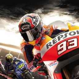MotoGP 14 - The official video game of the MotoGP™ hits the track with all the riders from the 2013 and 2014 seasons, as well as legendary champions. - logo