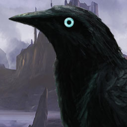 Munin - Munin, Odin's faithful raven messenger, must make her way back to Asgard in this puzzle platformer. - logo