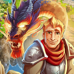 My Kingdom for the Princess 4 - Princesses need rescuing! And, it will take your time management skills to save them. Play My Kingdom for the Princess 4 today! - logo
