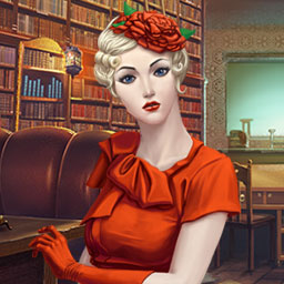 Mystery Castle: The Mirror's Secret Platinum Edition - Tendrás que liberar las almas atrapadas para rescatar a tu hija en el juego de objetos ocultos Mystery Castle: The Mirror's Secret Platinum Edition. - logo