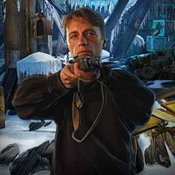 Mystery Expedition: Prisoners of Ice - Find your missing grandfather and solve an Arctic riddle in the hidden object game Mystery Expedition: Prisoners of Ice. - logo