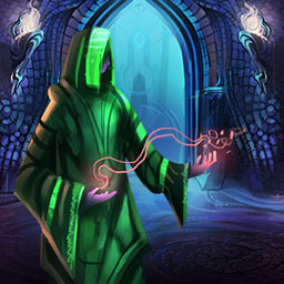 Mystery Mosaics - Only you can discover the secrets of the ancients in the griddler game Mystery Mosaics! - logo