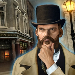 "Mystery Murders: Jack the Ripper - It's 1888 and the ""Autumn of Terror"" is about to begin.  Help catch a notorious killer in the hidden object game Mystery Murders: Jack the Ripper. - logo"