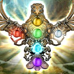 Mythic Wonders: The Philosopher's Stone - Explore a fantastical world in the hidden object game Mythic Wonders: The Philosopher's Stone! - logo