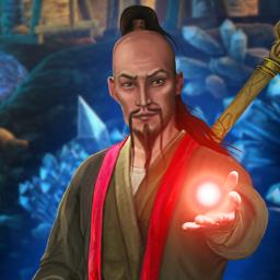 Myths of the World: Chinese Healer - Cure the Emperor's son and save yourself in the adventure game Myths of the World: Chinese Healer! - logo