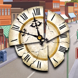 Nancy Drew: Secret of the Old Clock - Outwit a 1930's criminal in Nancy Drew - Secret of the Old Clock! - logo