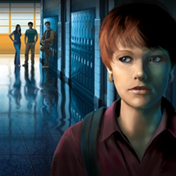 Nancy Drew: Secrets Can Kill Remastered - Go undercover at a high school to solve a murder and keep the culprit from claiming another victim in Nancy Drew: Secrets Can Kill Remastered! - logo
