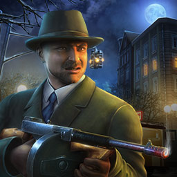 New York Mysteries: Secrets Of The Mafia - Travel back to 1955 and take the case in the hidden object game New York Mysteries: Secrets Of The Mafia! - logo