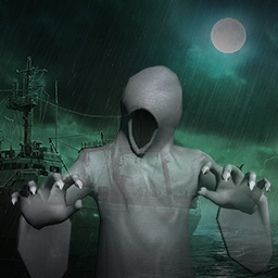 Night Mysteries: The Amphora Prisoner - In Night Mysteries: The Amphora Prisoner, an evil spirit is on your ship and you are the only one who can save the crew in this adventure game. - logo