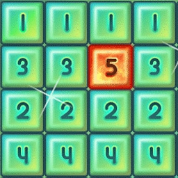 Numba - Numba is an addictive and clever numbers-based matching puzzler! - logo