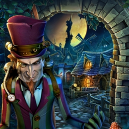 Oddly Enough: Pied Piper - Oddly Enough: Pied Piper is an enchanting Hidden Object adventure that puts a quirky twist on a classic tale. - logo