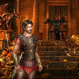 "Odysseus: Long Way Home - Odysseus: Long Way Home is a lovely Hidden Object adventure. Plunge into Greek mythology with the heroes of Homer's ""Odyssey."" - logo"