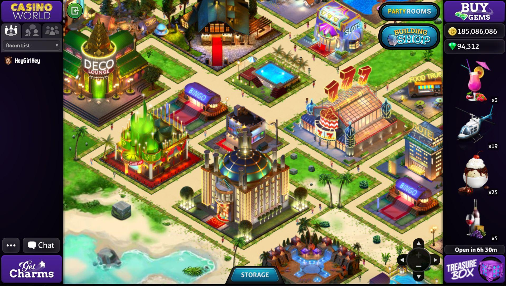 Casino World City
