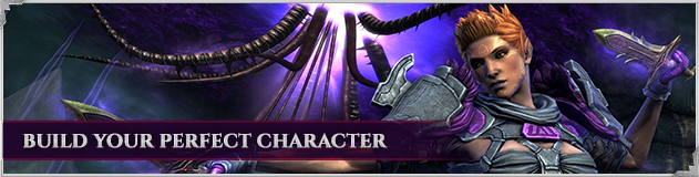 Build Your Perfect Character