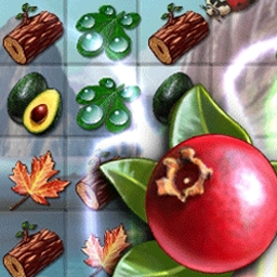 Paradise Quest - Embark on a wild match 3 adventure by reviving an island in Paradise Quest! - logo
