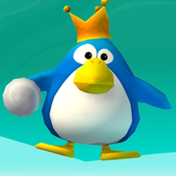 Penguins Arena - Battle other penguin tribes in quick, hectic rounds in Penguins Arena! - logo