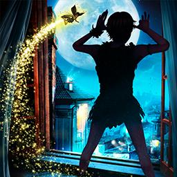 Peter and Wendy: In Neverland - Join all your favorite characters in the hidden object game Peter & Wendy: In Neverland! - logo