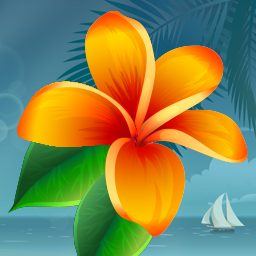 Picross Beach Paradise - The best islands of the Caribbean Sea, the awesome beaches of Cuba and a multitude of amazing resorts await you! - logo