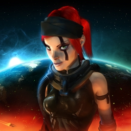 Pirate Galaxy - Enjoy fast-paced, tactical combats against the enemy and invite your friends on exciting missions in Pirate Galaxy! Play for free today! - logo