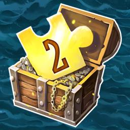 Pirate Jigsaw 2 - Pirate Jigsaw 2 has hundreds of jigsaw puzzles for you to solve! - logo