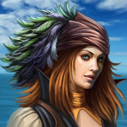Pirate Mysteries - Meet quirky characters and solve ancient riddles in Pirate Mysteries! - logo