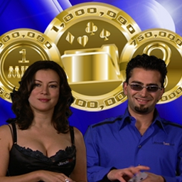 Poker Superstars III - Face off against 16 poker superstars in the new game mode 'Challenges'. - logo