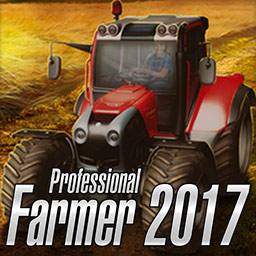 Professional Farmer 2017 - Drive your original vehicles, cultivate your fields, take care of your animals and market your produce! - logo