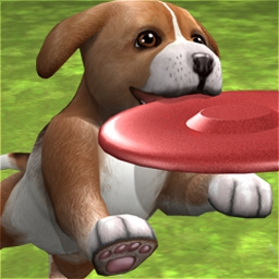 Puppy Luv - Feed and care for your puppy - you'll be loved unconditionally. - logo