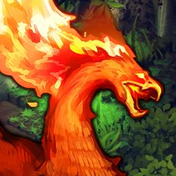 Quest of the Dragon Soul - An exciting magical wonderland awaits you in this classic fantasy match 3 puzzle adventure. - logo