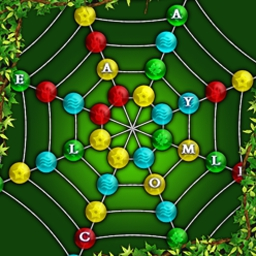 Rainbow Web 3 - Based on a classic Match-3 challenge, Rainbow Web 3 features a captivating plot to keep you engaged and exhilarated for hours! - logo
