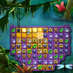 Rainforest Adventure - Follow a path of puzzles through a South American Rainforest Adventure! - logo