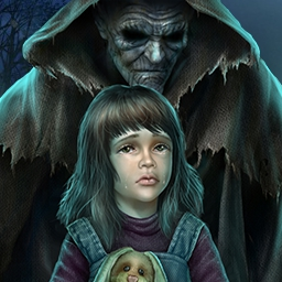 Redemption Cemetery: Children's Plight - Trapped in a strange cemetery, you must find a way home and save the other victims in the hidden object game Redemption Cemetery: Children's Plight! - logo