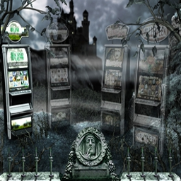 Reel Deal Slot Quest: Vampire Lord - Reel Deal Slot Quest: Vampire Lord is a haunting slots simulation! Defeat cursed slots and the vampire himself! - logo
