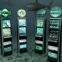 Reel Deal Slot Quest: Under The Sea - Enfrenta la vastedad y los cientos de desafíos del océano con Reel Deal Slot Quest: Under the Sea.  Lucha contra el portaaviones del general para ganar el juego. - logo
