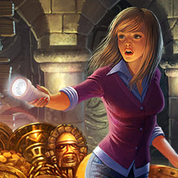 Relics of Fate: A Penny Macey Mystery - Penny's father has disappeared and it's up to you to find the truth in the hidden object adventure Relics of Fate: A Penny Macey Mystery! - logo