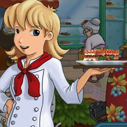 Restaurant Rush - Create fabulous new dishes from filet mignon to dim sum in Restaurant Rush! - logo