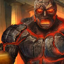 Revived Legends Titans Revenge - Can you stop a vengeful Titan? Play the hidden object game Revived Legends Titans Revenge! - logo