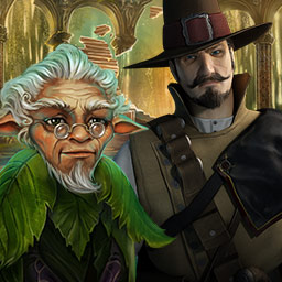 Reviving Realms 2 in 1 Bundle - In the Reviving Realms 2 in 1 Bundle, you'll help save 2 worlds in the hidden object games Fall of the New Age and Nearwood. - logo