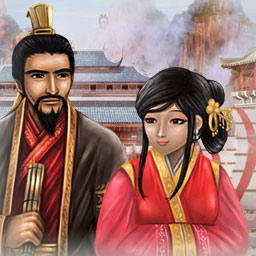 Rise of Dynasty - Travel to ancient China and witness the birth of the Tang Dynasty in the Match 3 game Rise of Dynasty! - logo
