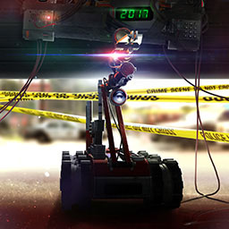 Robot Squad Simulator 2017 - Become an elite pilot of special Robot Squad. Use specialized, remotely controlled robots, which you will control yourself. - logo