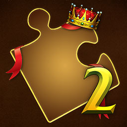Royal Jigsaw 2 - We have 700 unique jigsaw puzzles for you, my liege! Play Royal Jigsaw 2! - logo