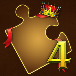 Royal Jigsaw 4 - Travel the world and experience history in 1,000 puzzles in Royal Jigsaw 4! - logo