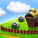 Running Sheep: Tiny Worlds - logo