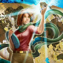 Samantha Swift 3 - Recover artifacts from Atlantis and outwit an evil foe in Samantha Swift 3! - logo