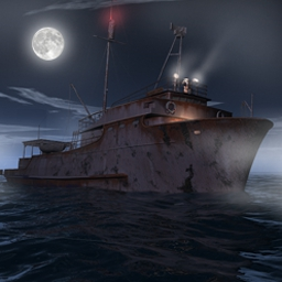 Margrave Manor 2 - The Lost Ship - Uncover the dark secret of a spooky lost ship in Margrave Manor 2! - logo