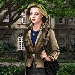 Secrets of the Past: The Mother's Diary - Explore an abandoned mansion and puzzle through interesting ponds, roads and more in Secrets of the Past: The Mother's Diary. Play today! - logo