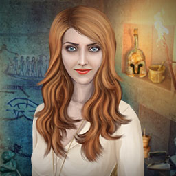 Secrets of Alexandria - Discover the mystery of ancient Alexandria in this hidden object game. Find the Secrets of Alexandria today! - logo